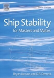 Ebook in inglese Ship Stability for Masters and Mates Barrass, Bryan , Derrett, Capt D R
