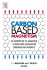 Foto Cover di Carbon Based Magnetism, Ebook inglese di  edito da Elsevier Science