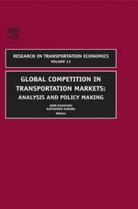 Foto Cover di Global Competition in Transportation Markets, Ebook inglese di  edito da Elsevier Science