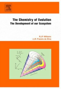 Ebook in inglese Chemistry of Evolution Silva, J.J.R Frausto da , Williams, R.J.P