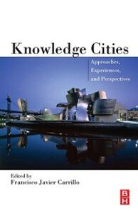 Ebook in inglese Knowledge Cities -, -
