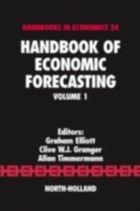 Ebook in inglese Handbook of Economic Forecasting -, -