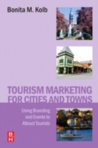 Ebook in inglese Tourism Marketing for Cities and Towns Kolb, Bonita