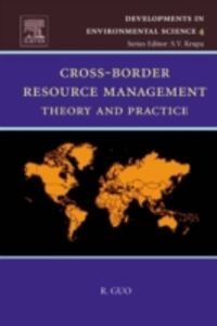 Ebook in inglese Cross-Border Resource Management Guo, Rongxing