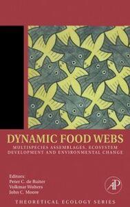 Foto Cover di Dynamic Food Webs, Ebook inglese di  edito da Elsevier Science