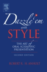 Ebook in inglese Dazzle 'Em With Style Anholt, Robert RH