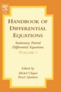 Ebook in inglese Handbook of Differential Equations:Stationary Partial Differential Equations -, -