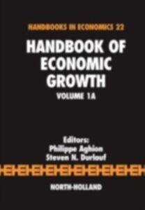 Ebook in inglese Handbook of Economic Growth -, -