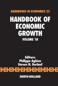 Foto Cover di Handbook of Economic Growth, Ebook inglese di  edito da Elsevier Science