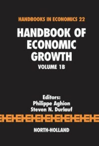Ebook in inglese Handbook of Economic Growth -, -