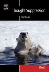 Foto Cover di Thought Suppression, Ebook inglese di Eric Rassin, edito da Elsevier Science