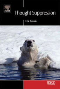 Ebook in inglese Thought Suppression Rassin, Eric