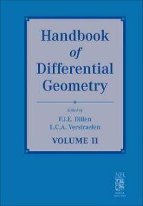 Ebook in inglese Handbook of Differential Geometry -, -