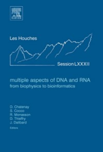 Ebook in inglese Multiple Aspects of DNA and RNA: from Biophysics to Bioinformatics -, -