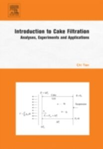 Ebook in inglese Introduction to Cake Filtration Tien, Chi