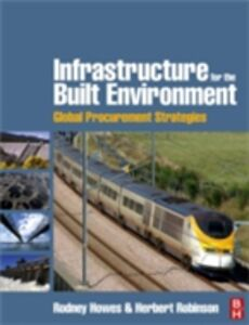 Foto Cover di Infrastructure for the Built Environment: Global Procurement Strategies, Ebook inglese di Rodney Howes,Herbert Robinson, edito da Elsevier Science