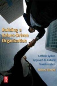 Foto Cover di Building a Values-Driven Organization, Ebook inglese di Richard Barrett, edito da Elsevier Science