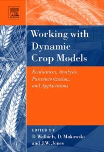 Foto Cover di Working with Dynamic Crop Models, Ebook inglese di AA.VV edito da Elsevier Science