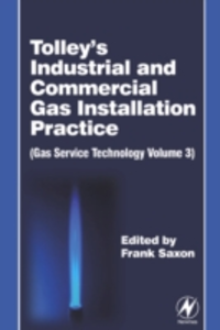 Ebook in inglese Tolley's Industrial & Commercial Gas Installation Practice -, -