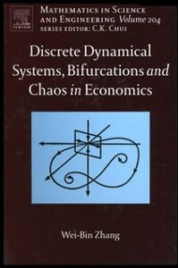 Ebook in inglese Discrete Dynamical Systems, Bifurcations and Chaos in Economics Zhang, Wei-Bin