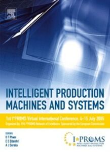 Ebook in inglese Intelligent Production Machines and Systems - First I*PROMS Virtual Conference Pham, Duc T.