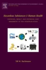 Ebook in inglese Hazardous Substances and Human Health Bachmann, Till M