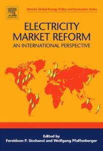 Foto Cover di Electricity Market Reform, Ebook inglese di  edito da Elsevier Science