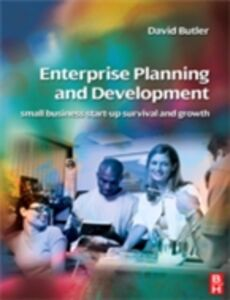Ebook in inglese Enterprise Planning and Development Butler, David