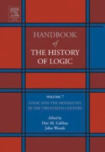 Ebook in inglese Logic and the Modalities in the Twentieth Century -, -