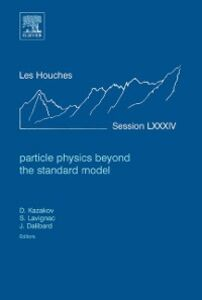 Ebook in inglese Particle Physics beyond the Standard Model -, -