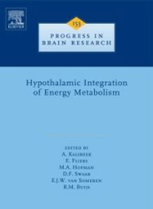 Ebook in inglese Hypothalamic Integration of Energy Metabolism -, -
