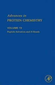 Ebook in inglese Peptide Solvation and H-bonds -, -