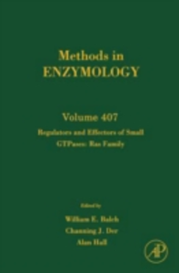 Ebook in inglese Regulators and Effectors of Small GTPases: Ras Family -, -