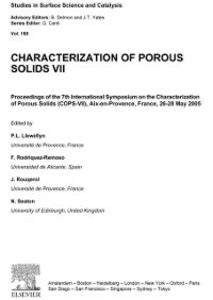 Ebook in inglese Characterization of Porous Solids VII -, -