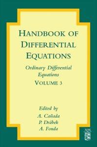 Ebook in inglese Handbook of Differential Equations: Ordinary Differential Equations