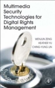 Foto Cover di Multimedia Security Technologies for Digital Rights Management, Ebook inglese di  edito da Elsevier Science