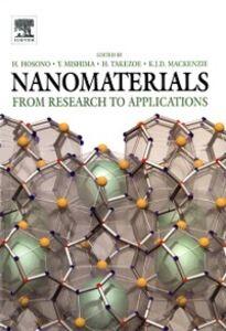 Foto Cover di Nanomaterials, Ebook inglese di  edito da Elsevier Science