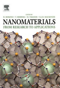 Ebook in inglese Nanomaterials -, -