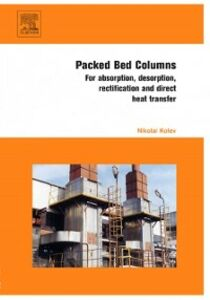 Ebook in inglese Packed Bed Columns Kolev, Nikolai