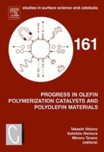 Ebook in inglese Progress in Olefin Polymerization Catalysts and Polyolefin Materials -, -