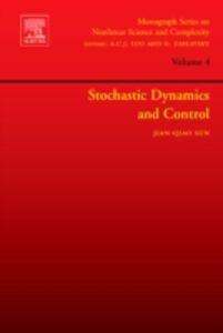 Foto Cover di Stochastic Dynamics and Control, Ebook inglese di Jian-Qiao Sun, edito da Elsevier Science