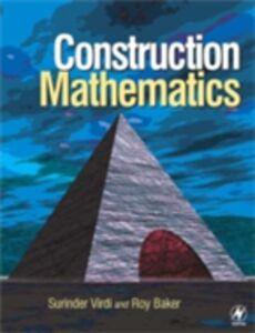 Ebook in inglese Construction Mathematics Baker, Roy , Virdi, Surinder