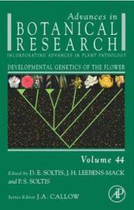 Foto Cover di Developmental Genetics of the Flower, Ebook inglese di  edito da Elsevier Science
