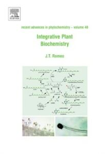 Foto Cover di Integrative Plant Biochemistry, Ebook inglese di  edito da Elsevier Science