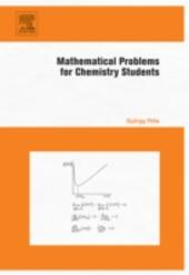 Mathematical Problems for Chemistry Students
