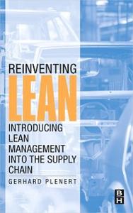 Ebook in inglese Reinventing Lean Plenert, Gerhard