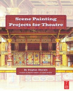 Ebook in inglese Scene Painting Projects for Theatre Sherwin, Stephen G.