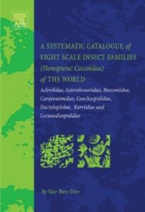 Ebook in inglese Systematic Catalogue of Eight Scale Insect Families (Hemiptera: Coccoidea) of the World Ben-Dov, Yair