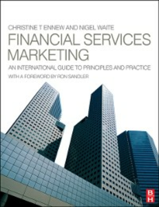 Ebook in inglese Financial Services Marketing Ennew, Christine , Waite, Nigel