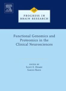Ebook in inglese Functional Genomics and Proteomics in the Clinical Neurosciences